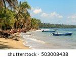 Beautiful Beach In Costa Rica ...