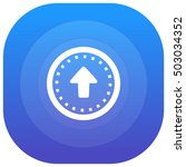 upgrade purple   blue circular...