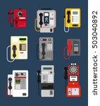 Various Designs Of Payphone...