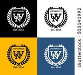 academy  university  college... | Shutterstock .eps vector #503141992