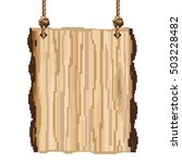 wood sign. pixel art. vector...