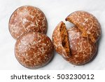 Lebkuchen  Gingerbread Cookies