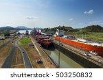 Panama Canal  Panama   March 1...