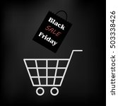 black friday sale design...   Shutterstock .eps vector #503338426