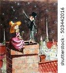 Shepherdess And The Chimney...