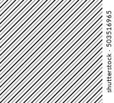 diagonal lines seamless... | Shutterstock . vector #503516965