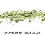 legal marijuana and cannabis in ... | Shutterstock . vector #503520106