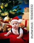 fairy tale portrait of... | Shutterstock . vector #503600332