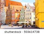 landshut  germany   july 04 ...   Shutterstock . vector #503614738