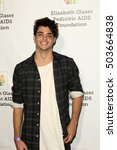 Small photo of LOS ANGELES - OCT 23: Noah Centineo at the Elizabeth Glaser Pediatric AIDS Foundation A Time For Heroes Event at Smashbox Studios on October 23, 2016 in Culver City, CA