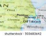 Pontiac  Michigan  Usa.