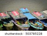 bagan  myanmar november 2015 ...   Shutterstock . vector #503785228