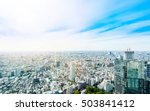 business and culture concept  ... | Shutterstock . vector #503841412