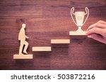 personal development  personal... | Shutterstock . vector #503872216