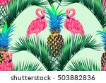 Pink Flamingos  Exotic Birds ...