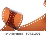 film on a white background | Shutterstock . vector #50421001