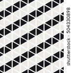vector seamless pattern. modern ... | Shutterstock .eps vector #504330898