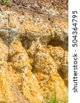 background of beautiful soil... | Shutterstock . vector #504364795