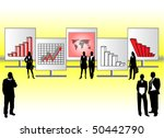 business people   Shutterstock .eps vector #50442790