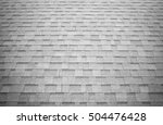 Roof Texture Background.