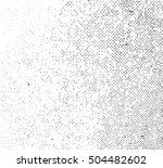 distressed overlay texture...   Shutterstock .eps vector #504482602