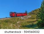 Schafberg Railway Is A Metre...