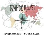 Wanderlust  Vintage Style...