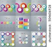 vector illustration... | Shutterstock .eps vector #504606928