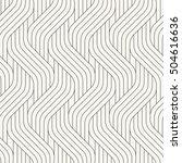 vector seamless pattern. modern ...   Shutterstock .eps vector #504616636