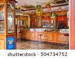 singapore  singapore   october... | Shutterstock . vector #504734752