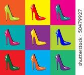 a vector illustration of bright ... | Shutterstock .eps vector #50479927