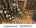 Church Music Organ