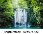 Erawan Waterfall  The Beautifu...