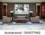 hotel lobby interior   Shutterstock . vector #505077982