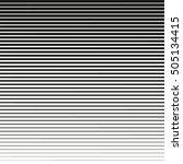 horizontal lines. design... | Shutterstock .eps vector #505134415