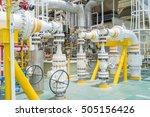 pressure safety valve  relief... | Shutterstock . vector #505156426