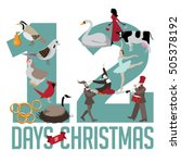 All Twelve Days Of Christmas...