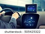 transport  destination  modern... | Shutterstock . vector #505425322