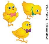 vector illustration of cartoon... | Shutterstock .eps vector #505576966
