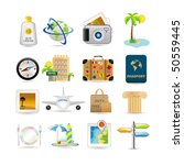 illustration of vacation and...   Shutterstock .eps vector #50559445