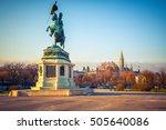 archduke charles  erzherzog... | Shutterstock . vector #505640086
