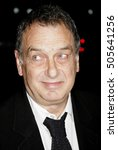 Small photo of Stephen Frears at the Los Angeles premiere of 'The Queen' held at the Academy of Motion Picture Arts and Sciences in Beverly Hills, USA on October 3, 2006.