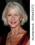Small photo of Helen Mirren at the Los Angeles premiere of 'The Queen' held at the Academy of Motion Picture Arts and Sciences in Beverly Hills, USA on October 3, 2006.