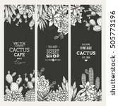 cactus banner collection....