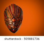 Traditional Indonesian Mask ...