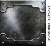 metal template background  you... | Shutterstock . vector #50591425