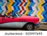 Havana  Cuba   October 29  2015 ...