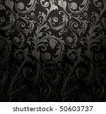 seamless wallpaper pattern ... | Shutterstock .eps vector #50603737