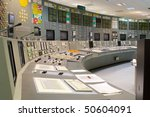control room of a russian... | Shutterstock . vector #50604091