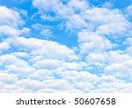 Small photo of Bright Blue Sunny Sky